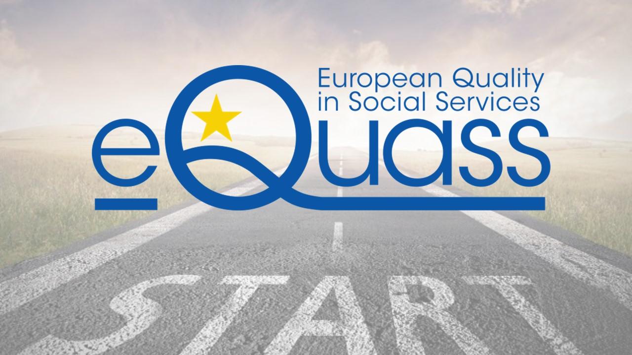 Siekiame EQUASS sertifikato